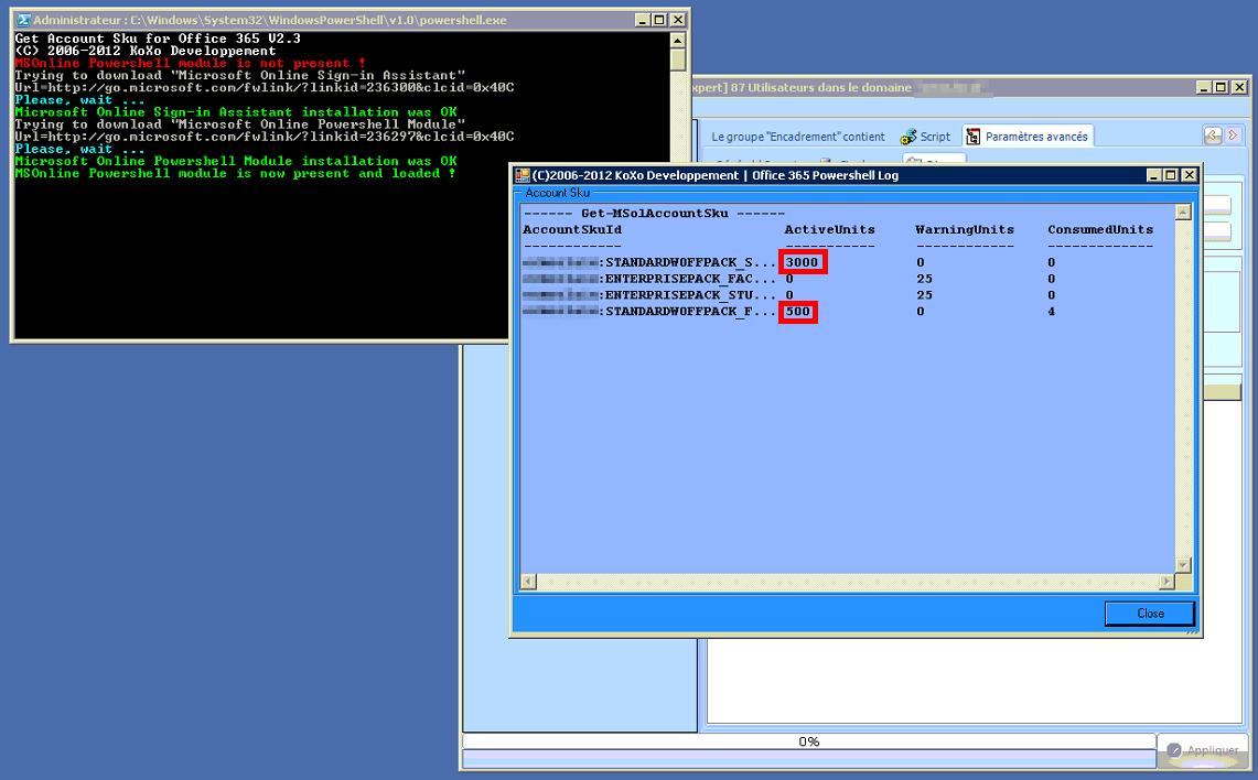 Les packs de licence office 365 forum koxo cr ation de comptes active directory koxo dev - Creer un compte office 365 ...